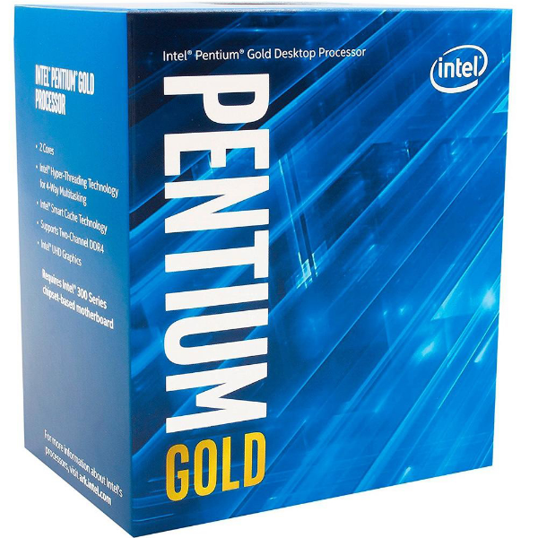 Imagem de PROCESSADOR INTEL PENTIUM G5420 GOLD 3.80GHz CACHE 4MB LGA 1151 COFFE LAKE