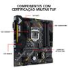 Imagem de PLACA MAE ASUS INTEL B360MPLUSBR GAMING TUF DDR4 8GERACAO