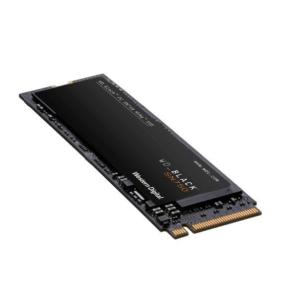 Imagem de SSD M.2 2280 WD SN750 BLACK 2TB NVME - WDS200T3X0C