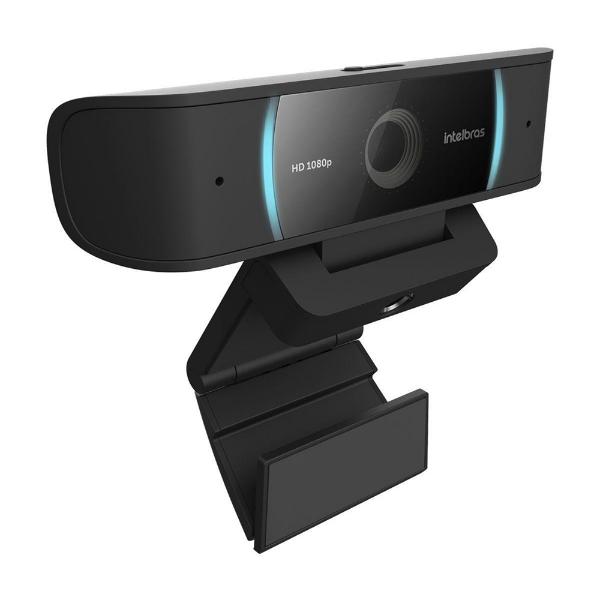 Imagem de WEBCAM USB INTELBRAS CAM-1080P