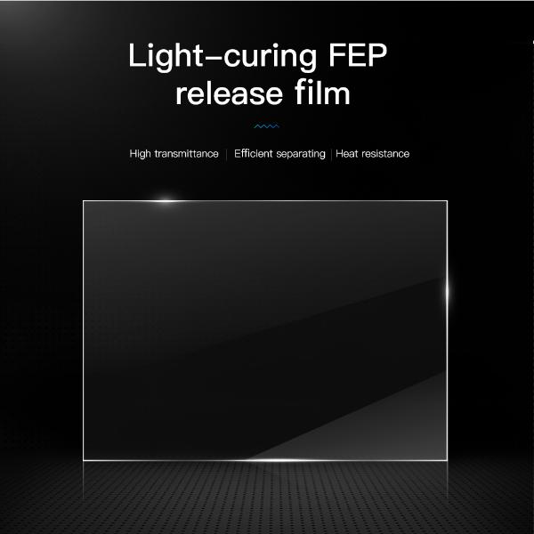 Imagem de FOLHA FILME FEP CREALITY POLIMERIZAVEL - LIGHT-CURING FEP RELEASE FILM 3007070068