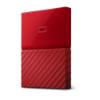 "Imagem de HDD EXTERNO 4TB WESTERN DIGITAL MY PASSPORT VERMELHO 2,5"" USB 3.0 -WDBPKJ0040BRD-WESN"