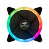 Imagem de COOLER PARA GABINETE C3TECH F7-L200RGB 120X120X25MM RGB