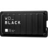 Imagem de SSD EXTERNO 1TB  WD BLACK GAME P50 DRIVE USB 3.2 -WDBA3S0010BBK-WESN