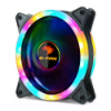 Imagem de COOLER G-FIRE RGB RAINBOW P/PC 120X120X25MM - EW2212R