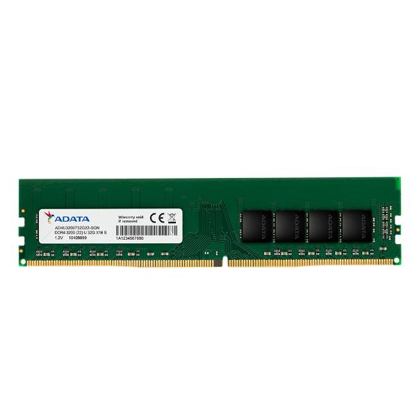 Imagem de MEMORIA ADATA 32GB DDR4 3200MHZ 1.2V DESKTOP