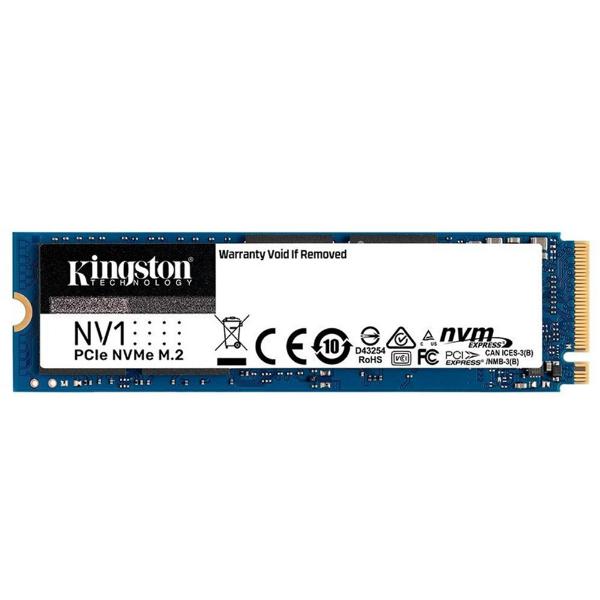 Imagem de SSD KINGSTON  NV1 2TB  M.2 NVME PCIE 3.0 - SNVS/2000G
