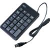 Imagem de TECLADO NUMERICO K-MEX USB PRETO - KP-2301