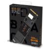 Imagem de SSD M.2 2280 WD BLACK  SN750 SE 500GB NVMe - WDS500G1B0E