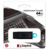 Imagem de PEN DRIVE KINGSTON DATATRAVELER EXODIA  64GB USB 3.2 - DTX/64GB